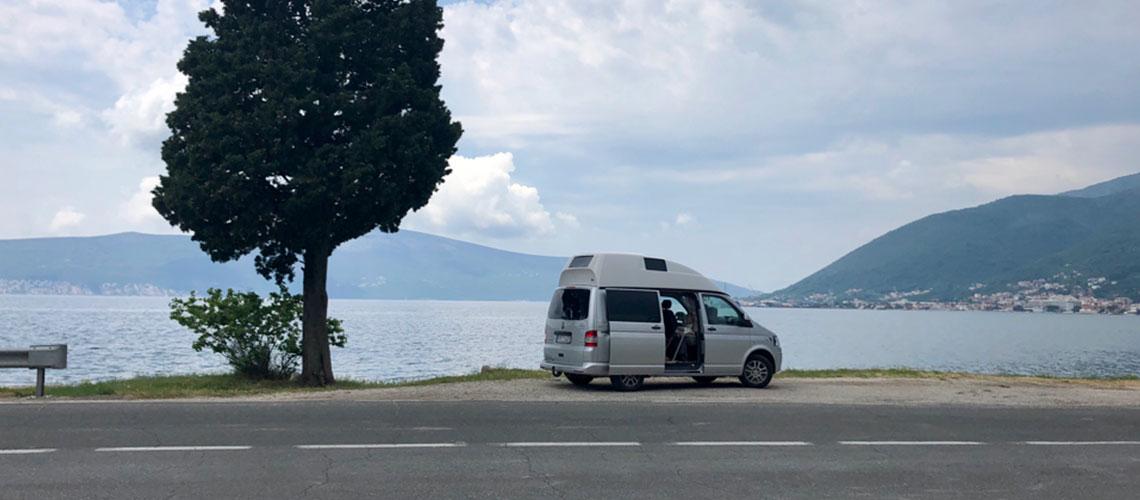 Mit dem Dipa-Reisemobil unterwegs - Albanien