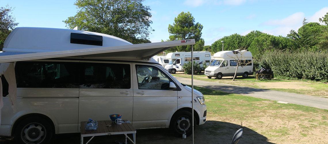 Frankreich - mit dem Dipa-Reisemobil unterwegs