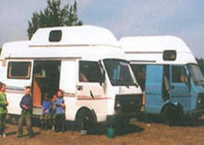Dipa Reisemobilbau - die Geschichte