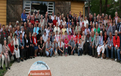 Kundentreffen 2012
