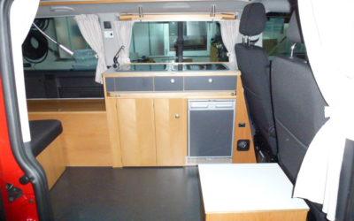 dipa falke Comfortline VW T6 Vorführfahrzeug