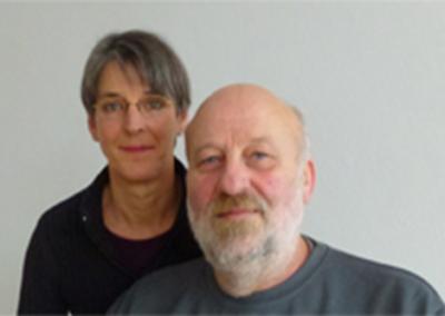 Bärbel Haacke-Pasler und Jürgen Pasler