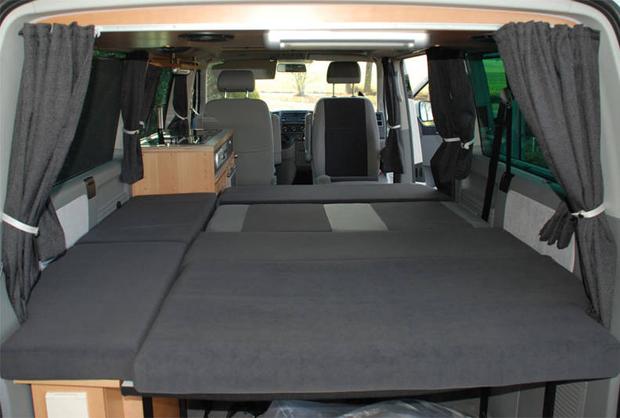 VW-Bus Reisemobil-Ausbau falke