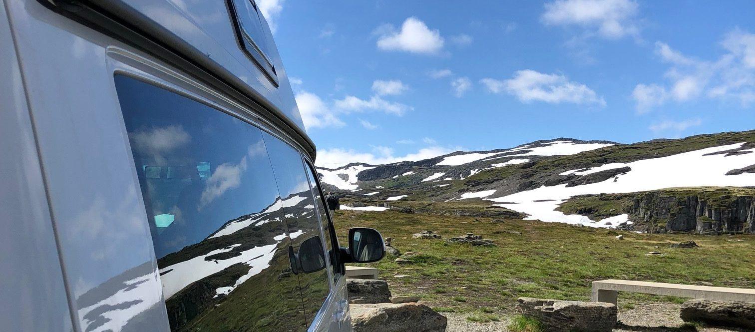 Norwegen mit dem dipa Reisemobil