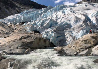 Norwegens Gletscher