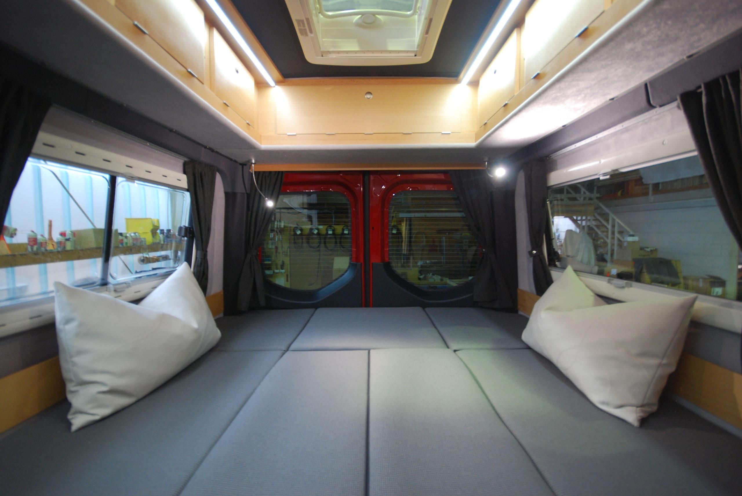 VW Crafter - Reisemobil-Ausbau bussard