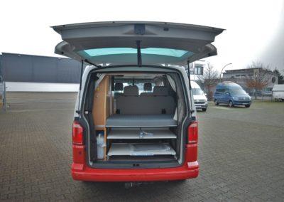 VW T6 merlin LR